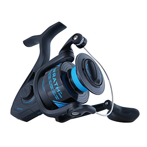 PENN Wrath Spinning Fishing Reel - WRTH4000C