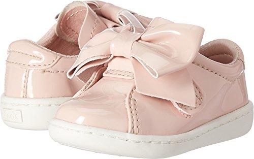 Ace Foam - Keds Girls' Ace Bow Jr. Sneaker, Blush, 6 M US Toddler