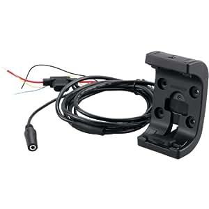 Garmin - Soporte AMPS con cable de alimentación/audio54-01 (010-11654-01)