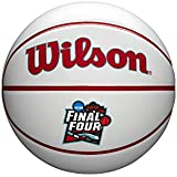 Wilson Sporting Goods NCAA Men's Final Four Mini Autograph Basketball, Multi