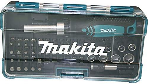 atornillador de carraca Makita B-36170 Set de puntas vasos
