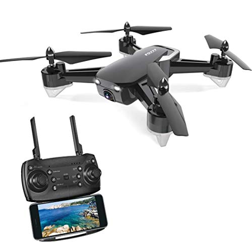 Kindes 33.5cm x 21.5cm x 7.2cm FQ40 Drone Fixed Height WiFi Aerial Vehicle Remote Control Aircraft Toy Airplane & Jet Kits