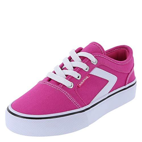 Airwalk Pink Kid's Rieder Pro Sneaker 4 Regular (Airwalk Sneakers)