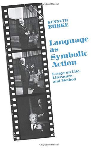 Language As Symbolic Action
