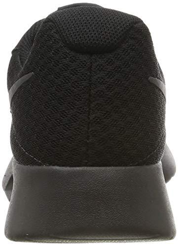 Nike Men's Tanjun Running Shoes, Black/Anthracite/Black, 7 M US