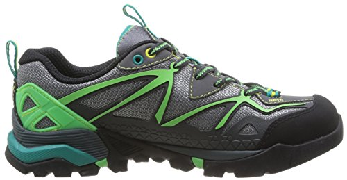 Grey Hiking Women's Capra Sport Shoe Dove Wild Merrell twXOUq