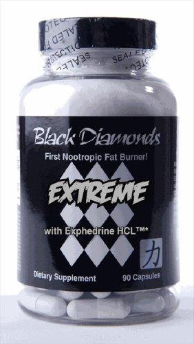BLACK DIAMONDS FAT BURNER