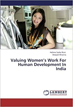 Valuing Women's Work For Human Development In India