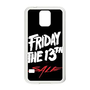 DIY Printed Friday The 13Th hard plastic case skin cover For Samsung Galaxy S5 SNQ752889