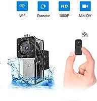 Jusqu'à -20% sur Mini Camera EspionWiFi