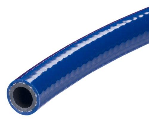 Kuriyama Kuri Tec K1156  Series General Purpose PVC Air and Water Hose, 300 psi, 100' Length x 3/8