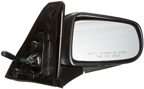 OE Replacement Mazda Protege Passenger Side Mirror Outside Rear View (Partslink Number MA1321129)