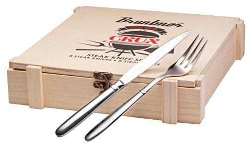 Steak Knives And Forks - 4