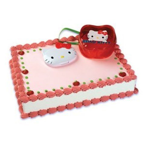 Hello Kitty Compact/Purse Cake Kit -