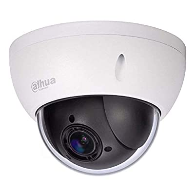Dahua 2MP PTZ IP Camera SD22204T-GN 2.7mm~11mm 4x Optical Zoom POE WDR ONVIF IP66 IK10 Outdoor Network Dome Camera English Version from Darren Armstring