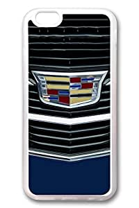 iPhone 6 Case - Clear Soft TPU Back Cover with Cadillac Car Logo 7 Print for iPhone 6 Scratch-Resistant Clear Slim Fit Cover for iPhone 6 4.7 Inches by mcsharksby Maris's Diary