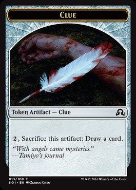 Magic: the Gathering - Clue Token (Zezhou Chen) (013/018 ...
