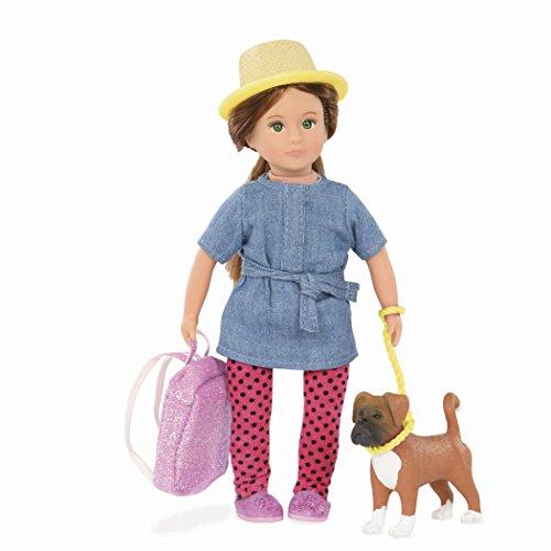6 Inch Doll (Lori Doll Sammie & Sahara)