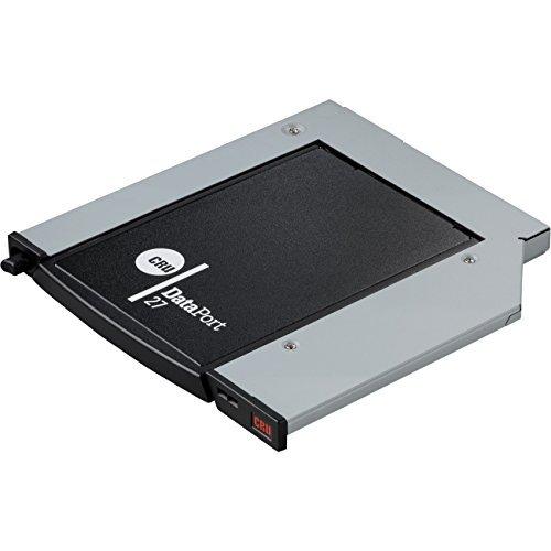 CRU / Wiebetech - 8270-6409-8500 - CRU DataPort DP27 Drive Enclosure Internal - 1 x Total Bay - 1 x 2.5 Bay - Serial ATA/600 - Metal