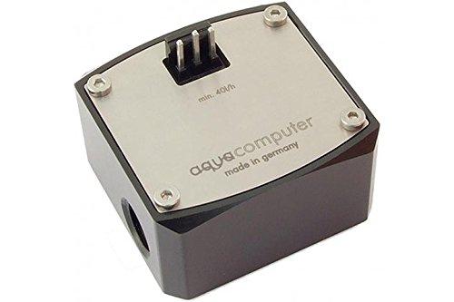 Aquacomputer G1/4 Flow Sensor for Aquaero, Aquastream XT Ultra, and PowerAdjust
