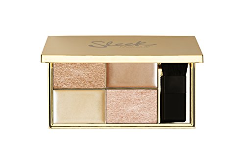 Sleek Makeup Cleopatra's Kiss Highlighting Palette, 1er Pack(1 x 9 g)