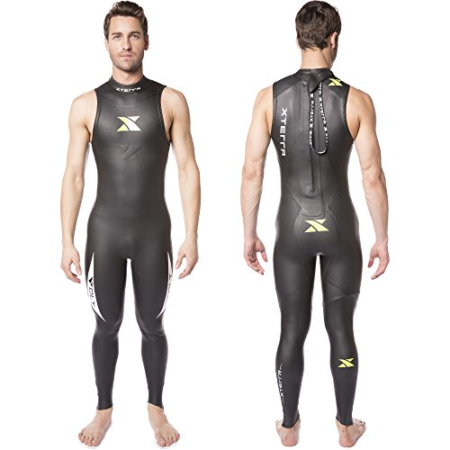 XTERRA Mens Triathlon Wetsuit Sleeveless