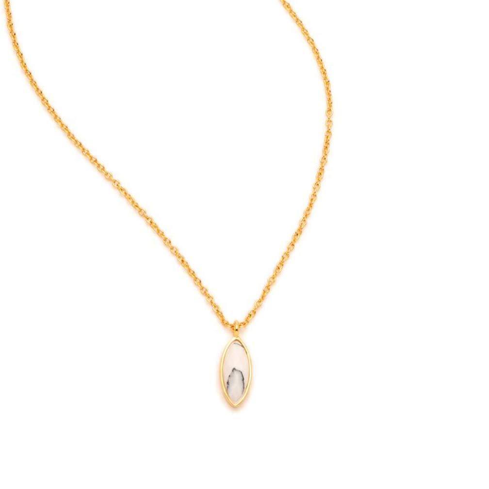 gorjana Women's Palisades Adjustable Charm Necklace 183-112-67-G