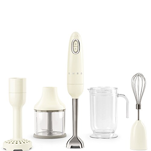 SMEG 50's Style Hand Blender, Cream Review