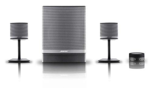 bose companion 3 series ii multimedia speaker system. Black Bedroom Furniture Sets. Home Design Ideas