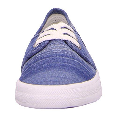 Zapatillas Hermosa Shoes Roxy Roxy Light Up Lace para Damen Mujer Blue FWnWxrw