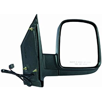 Gold Shrine for 2004 2005 2006 2007 2008 2009 2010 Chevrolet Chevy//Gmc Colorado Canyon Manual Side Mirror Driver Side Replacement