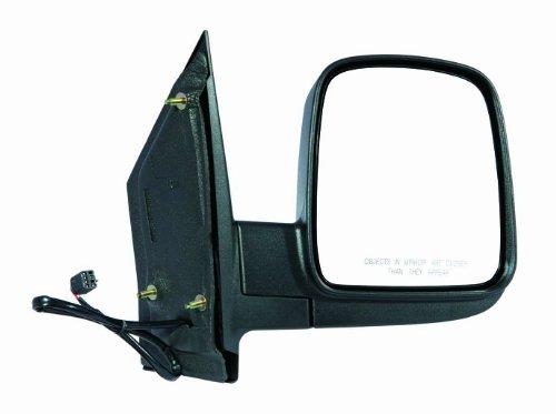 Depo 335-5428R3EFH1 Chevy Express/GMC Savana Passenger Side Textured Heated Power Mirror ()