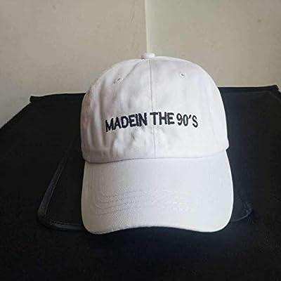 Sombrero Adulto Gorra de béisbol Bordada Hombres y Mujeres ...