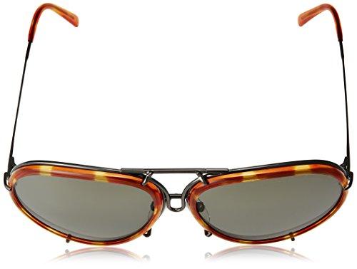 P8613 gun Design Porsche Sonnenbrille dark IOq8rE7qW