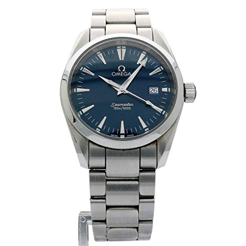 Omega Seamaster Swiss-Quartz Male Watch 2518.80 (Certified Pre-Owned)