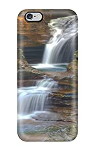 Awesome EzeHAcw6285uJLZd ZippyDoritEduard Defender Tpu Hard Case Cover For Iphone 6 Plus- Watkin Glens State Parkny Earth Waterfall Nature Waterfall