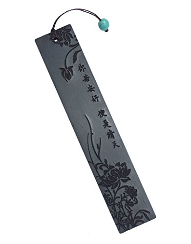 Handmade Natural Wooden Bookmark, Melyaxu Laser - engraved Bookmarks with Tassel, Chinese style classical pattern Bookmarks - Best Bookmark Gift by Melyaxu (Image #5)