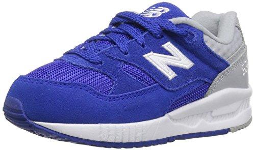 New Balance 530, Entrenadores Unisex Niños Azul (Aqua Foam)