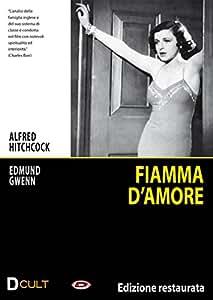 fiamma d'amore (dynit) dvd Italian Import