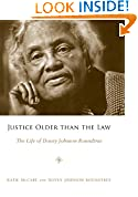 #2: Justice Older Than the Law: the Life of Dovey Johnson Roundtree