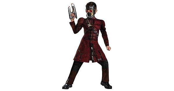 Amazon.com: Disfraz de Star Lord con músculos para ...