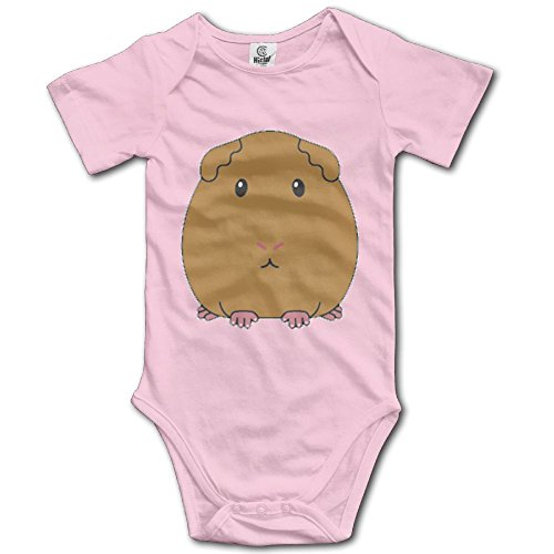 Rainbowhug Guinea Pigs Unisex Baby Onesie Lovely Newborn Clothes Funny Baby Outfits Comfortable Baby Clothes