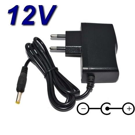 Top Cargador * Adaptador alimentación Cargador 12 V para ...