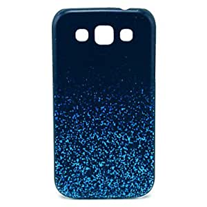 LCJ The Night with Blue Star Pattern Hard Case for Samsung Galaxy Win I8552