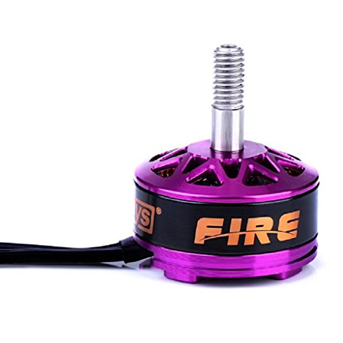 DYS Fire 2600KV 3-6S Brushless Motor for 200 210 220 280 FPV Racing Frame (CW Rotation)