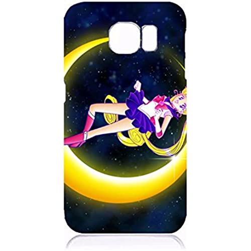 Samsung Galaxy S7 Edge Popular dreaming style Sailor Moon Phone Case 3D Sailor Moon Beautiful style Samsung Galaxy Sales