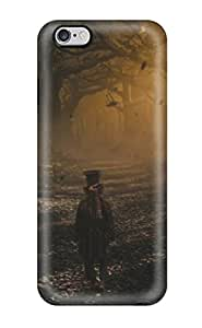 Fashion Protective Alice In Wonderland Case Cover For iphone 6 (4.7)
