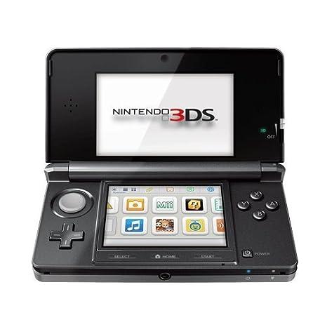Nintendo 3DS - Color Negro [Importación francesa]: Amazon.es ...