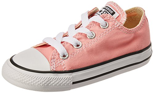 Chuck Converse enfant Taylor 2V pink mixte Star Baskets mode Seasonal All Enfant Ox gZZxdWwqrC