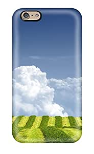 Excellent Design Field Phone Case For Iphone 6 Premium Tpu Case
